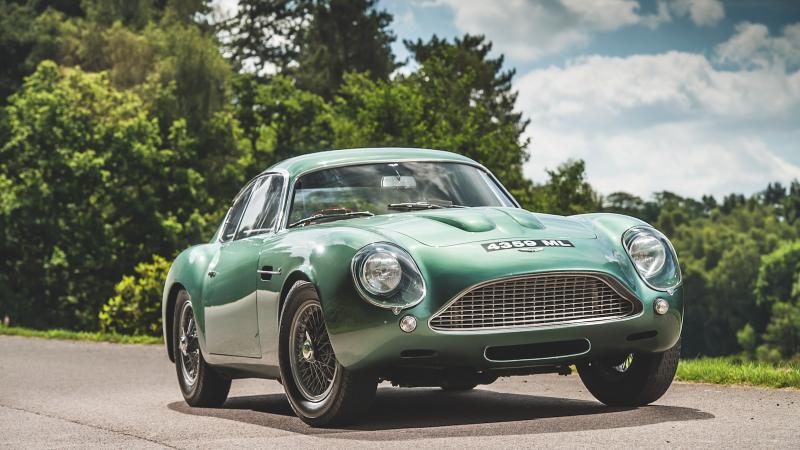 The most beautiful Italian classic cars