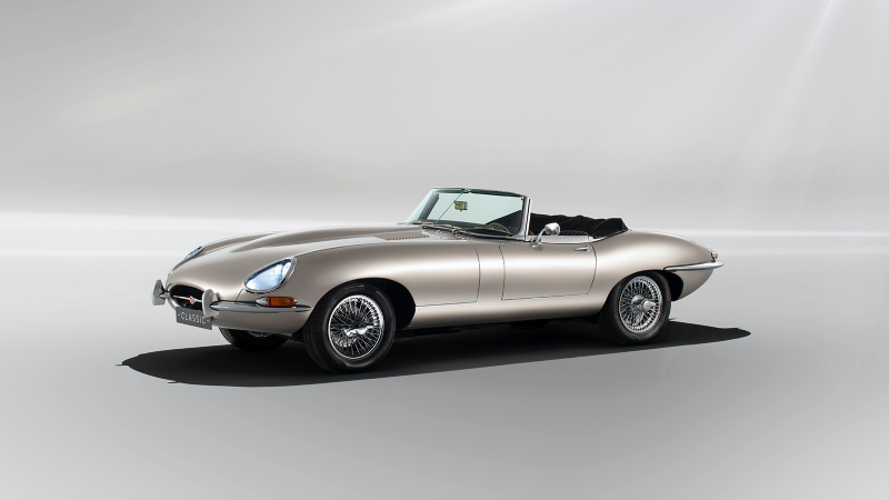 Electric dreams: the coolest electric classic cars you can buy