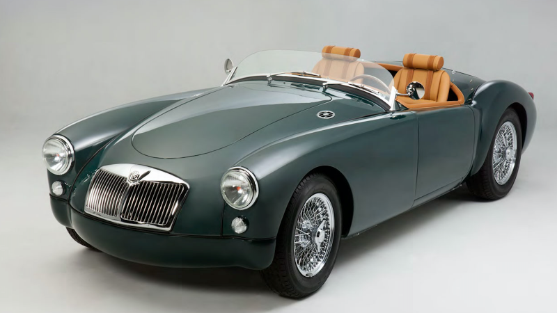 Electric dreams: 13 eco-friendly classic cars | Classic