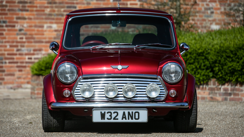 Jay Kay S Custom Mini Is For Sale Disco Light Included Classic