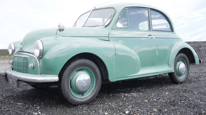 One man's massive car collection is up for auction without reserve