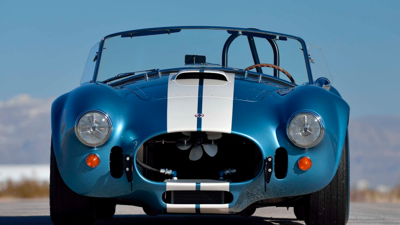 One man's $10m Shelby Cobra collection is up for auction