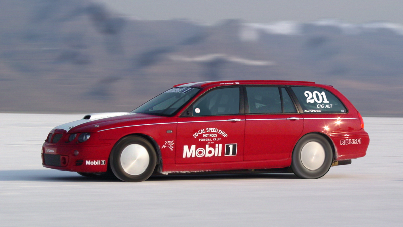 The fastest and wildest classic estate cars