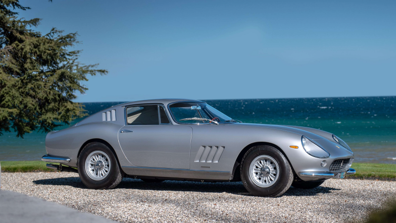 These stunning classics will all be sold at the same £18m auction