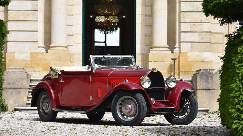These stunning classics will all be sold at the same €18m auction