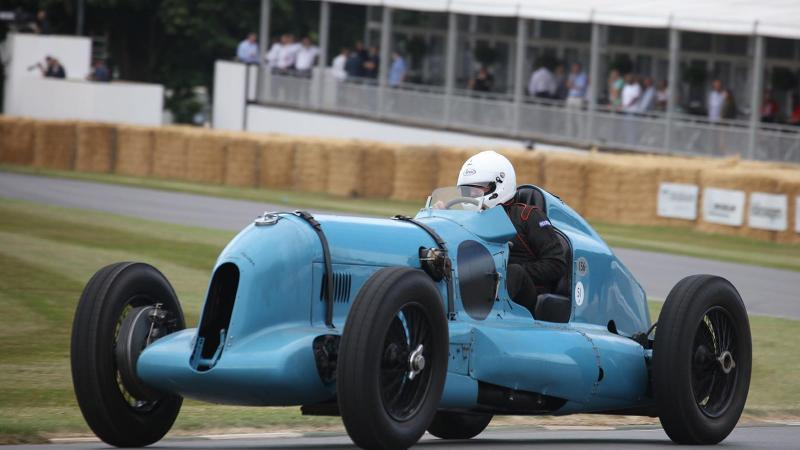 In pictures: the best classic cars at Goodwood FoS 2019