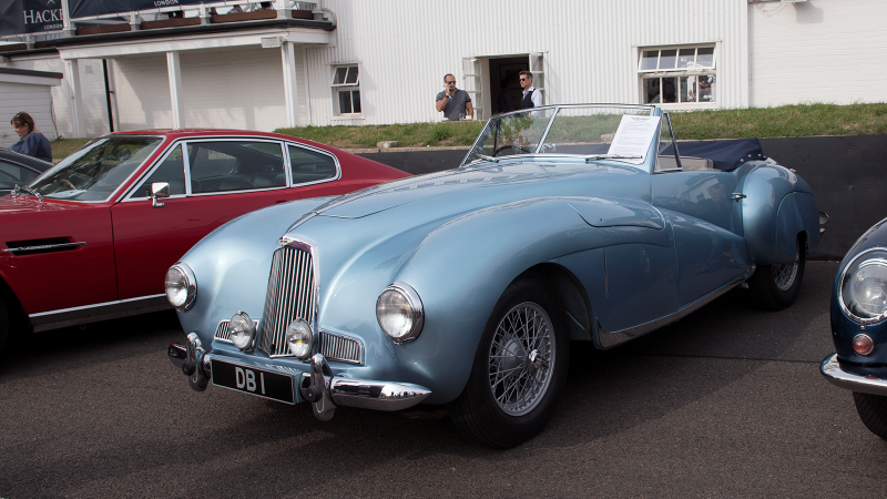 Our favourites from a dazzling Goodwood Breakfast Club
