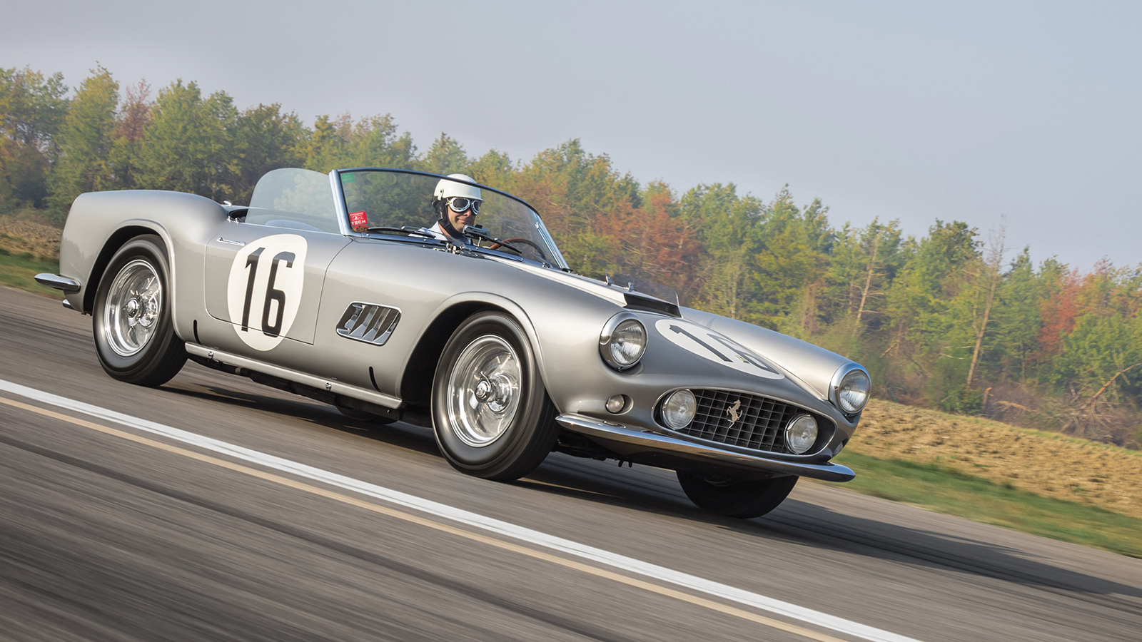 Top 50 cars sold at auction
