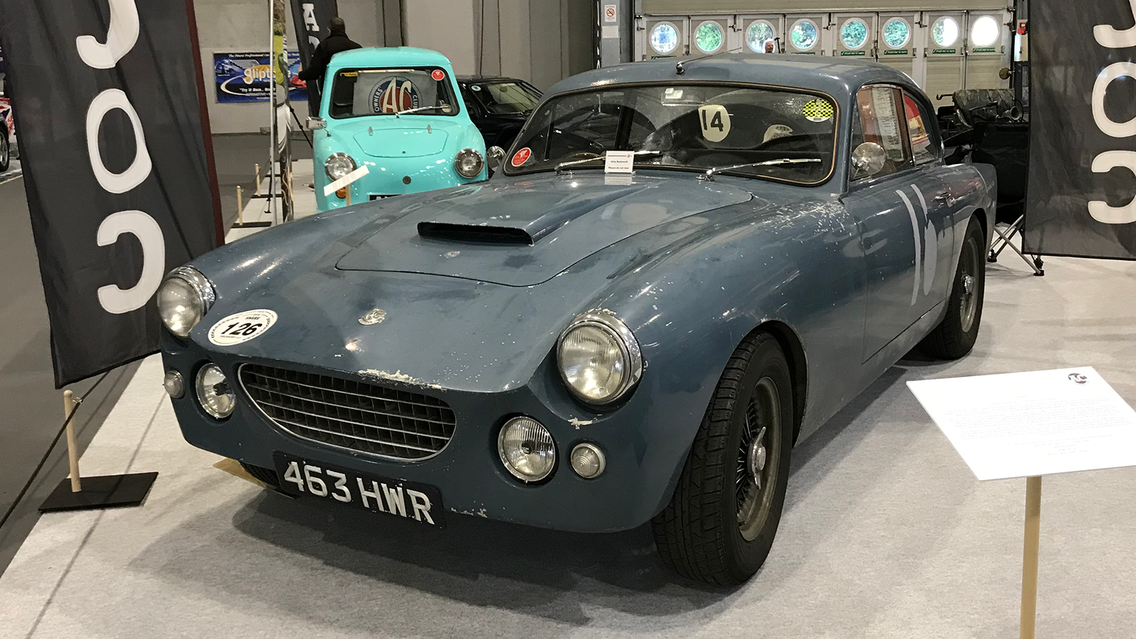 Our 12 favourite cars from the NEC Classic Motor Show 2019