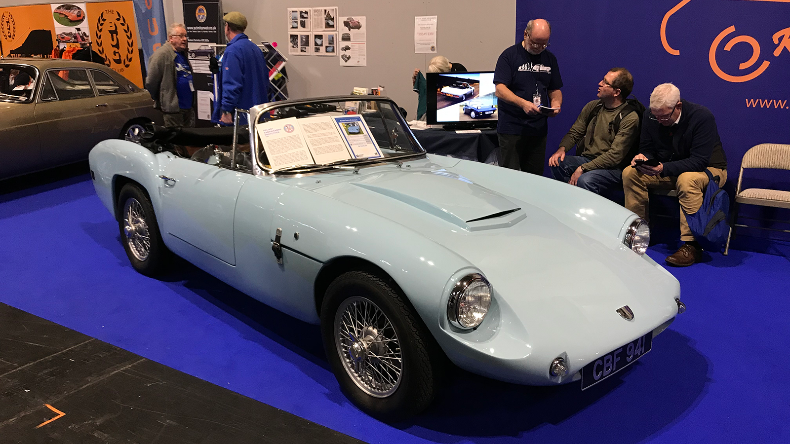 Our 18 favourite cars from the NEC Classic Motor Show 2019