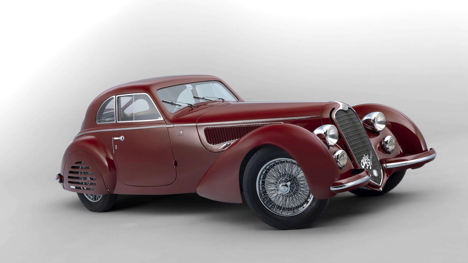 The 25 Most Expensive Cars Sold At Auction This Year