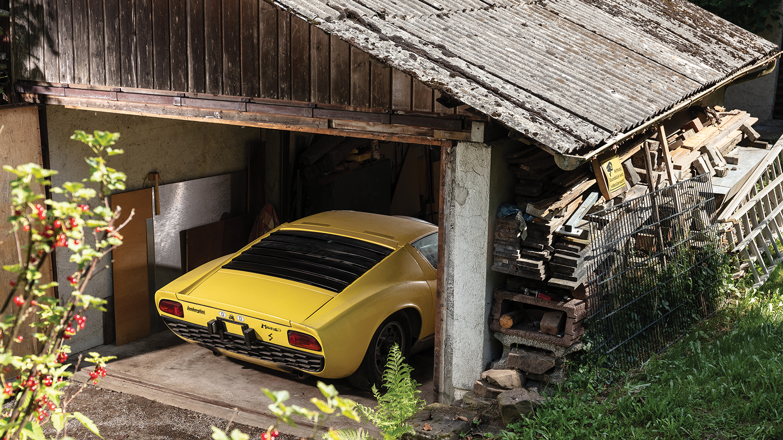 The 35 greatest barn-finds of all time
