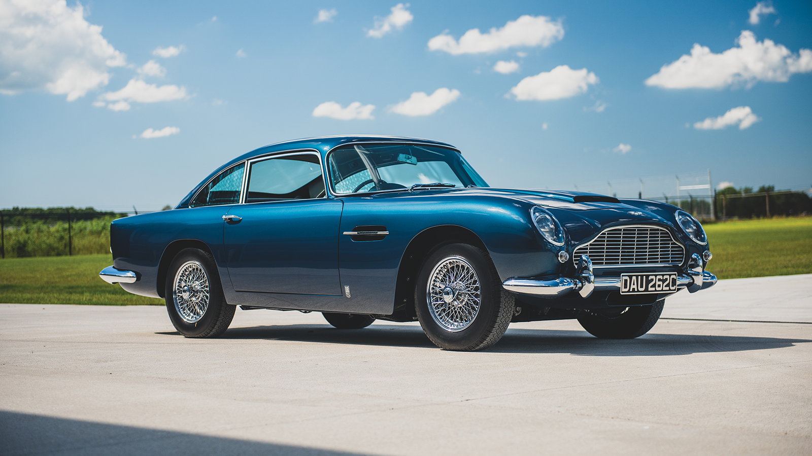 Magnificent 230-car collection up for auction