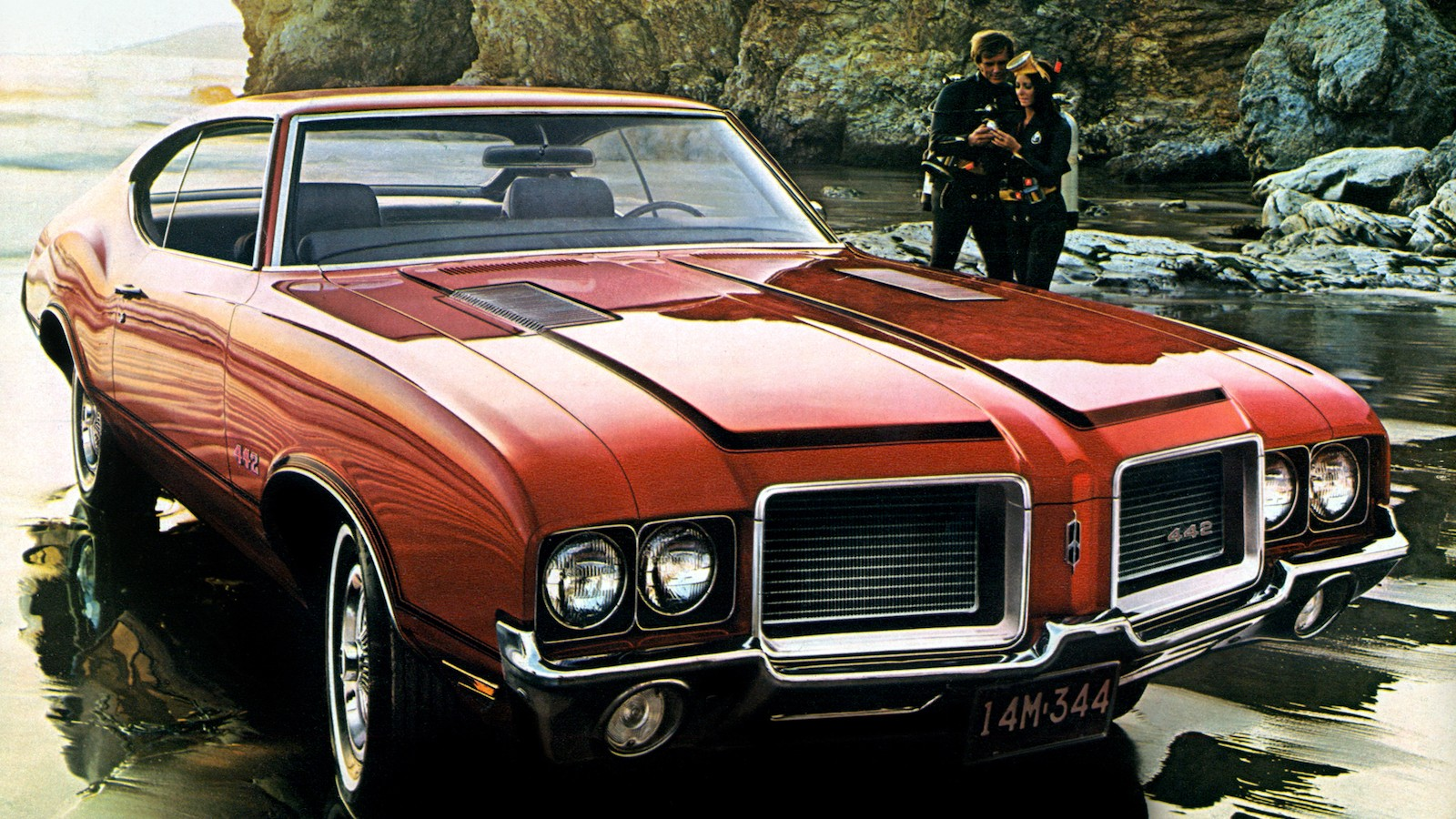 1970s muscle cars