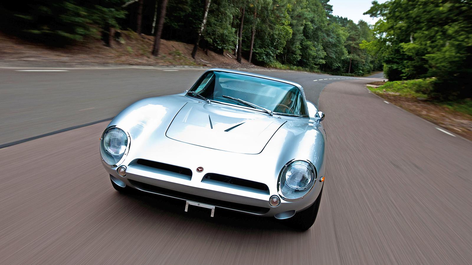 10 Cars Built To Beat Ferrari Classic Sports Car