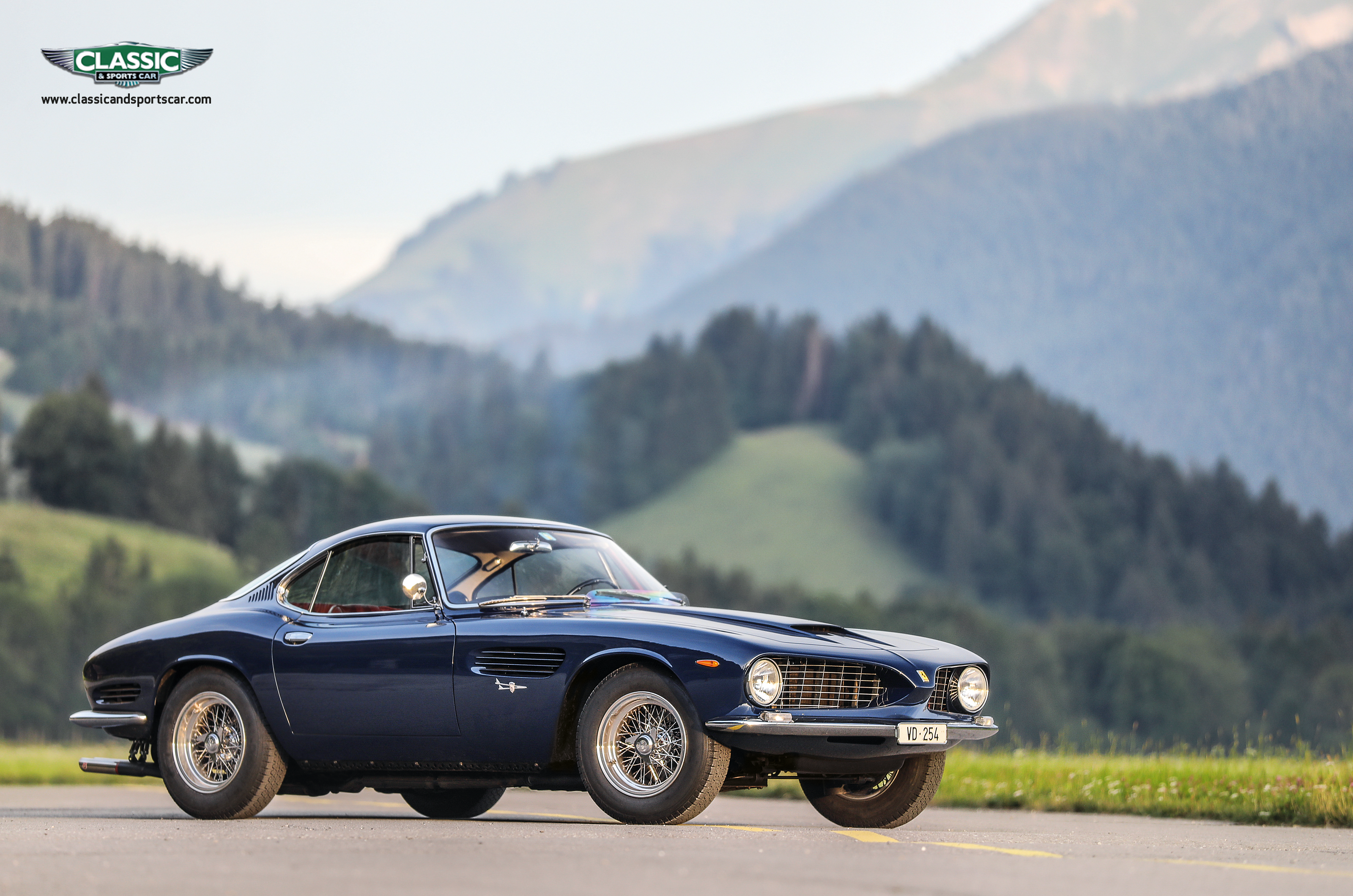 Five Beautiful Desktop Wallpapers From The April 2020 Issue Classic Sports Car